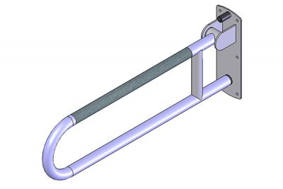 C42 Lift Up Grab Bar