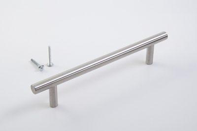 "GSH 360B Cabinet Pull 8"" 0-A 6"" C-C ½"" Diameter"